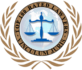 Top 100 Lawyer Badge