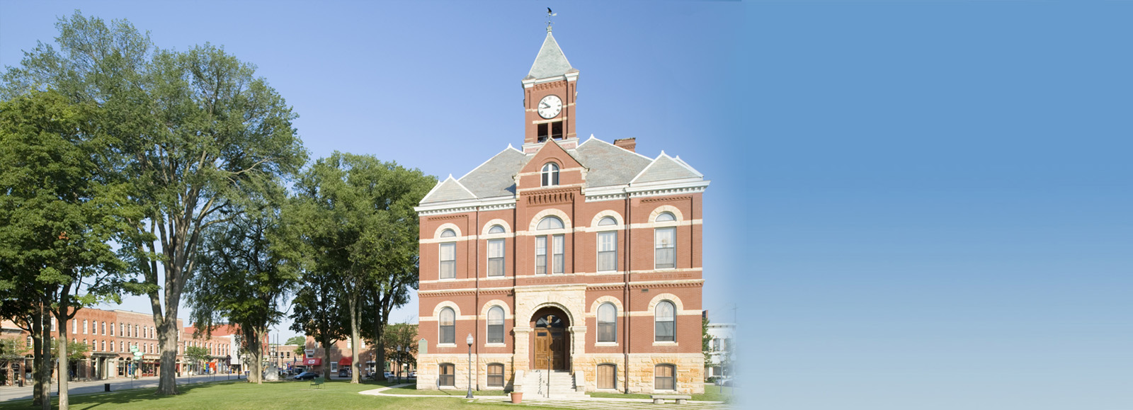 Howell Michigan historic Court House